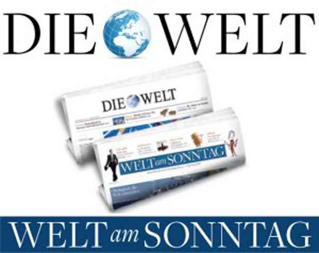 Die @Welt: Κάνοντας την Ελλάδα και πάλι μεγάλη