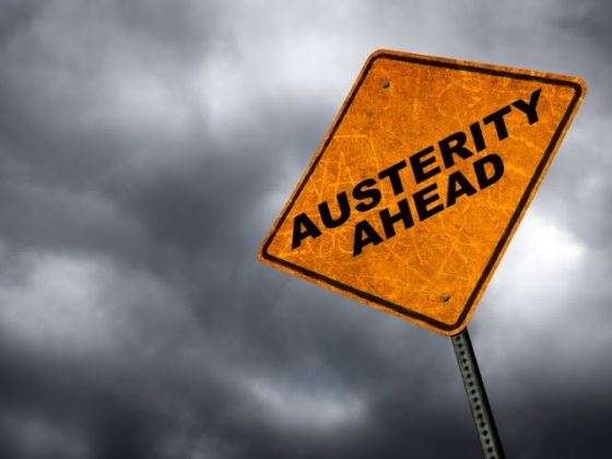 Austerity,photo,British MPs to receive 10% pay rise irrespective of fresh austerity measures,What is #Austerity Meant to Achieve?, anti-austerity strike,In zombie economics, world central bank wants more austerity, and brains