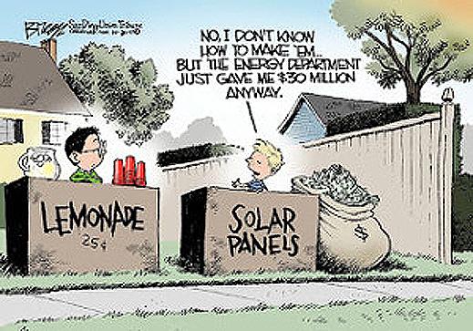 cartoon-grants-solar-energy,Climate & Emissions, Eldorado Gold, GREEN FRAUD, ΑΝΕΜΟΓΕΝΝΗΤΡΙΕΣ, ΑΠΑΤΗ, ΑΠΙΣΤΙΑ, ΔΕΗ, ΔΕΣΜΗΕ, ΔΙΑΠΛΟΚΗ, ΔΙΑΦΘΟΡΑ, ΙΕΡΙΣΣΟΣ, ΚΛΙΜΑΤΙΚΗ ΑΛΛΑΓΗ, ΛΑΓΗΕ, ΠΡΑΣΙΝΗ ΑΝΑΠΤΥΞΗ, ΣΚΟΥΡΙΕΣ, ΦΩΤΟΒΟΛΤΑΪΚΑ