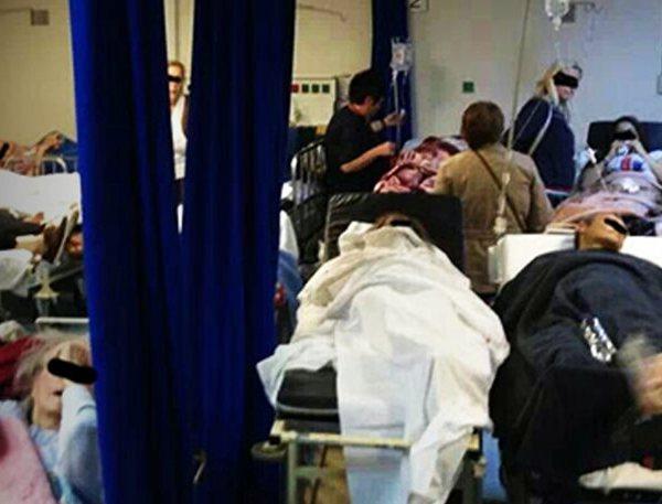 EVAGELISMOS_HOSPITAL ΦΩΤΟΓΡΑΦΙΑ-ΣΟΚ από τον Ευαγγελισμό!