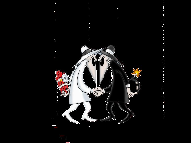 SPY VS SPY ΕΥΠ