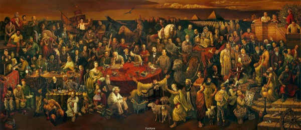 Browse: Home / Amazing / 100 World Known Personalities In this Painting / 100 world known personalities In This Painting 1 100 world known personalities In This Painting 1 - See more at: http://www.funxone.com/amazing/100-world-known-personalities-in-this-painting.html/attachment/100-world-known-personalities-in-this-painting-1#sthash.EK8iEq0C.dpuf