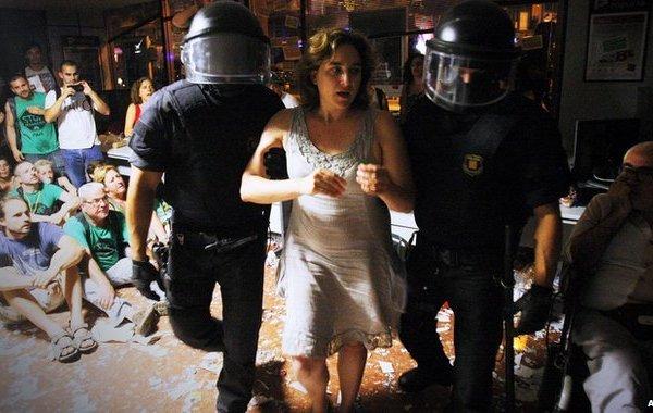 Ermina Pacheco,Ada Colau,@BBCNewsMagazine