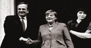 """Δριμεία κριτική της αντιπολίτευσης σε Μέρκελ και Σόιμπλε """"Η πολιτική της λιτότητας της καγκελαρίου και του υπουργού Οικονομικών έχει αποτύχει"""""""