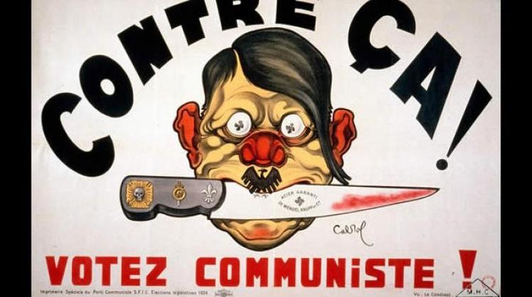 Ο φασισμός επιστρέφει στην Ευρώπη #fasism