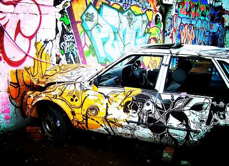 lomo-graffiti-collison
