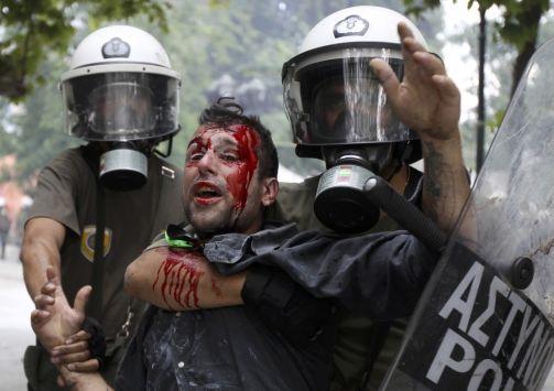 Δίκη αστυνομικών στο Εφετείο για την κακοποίηση των συλληφθέντων στην Πάρνηθα το 2007