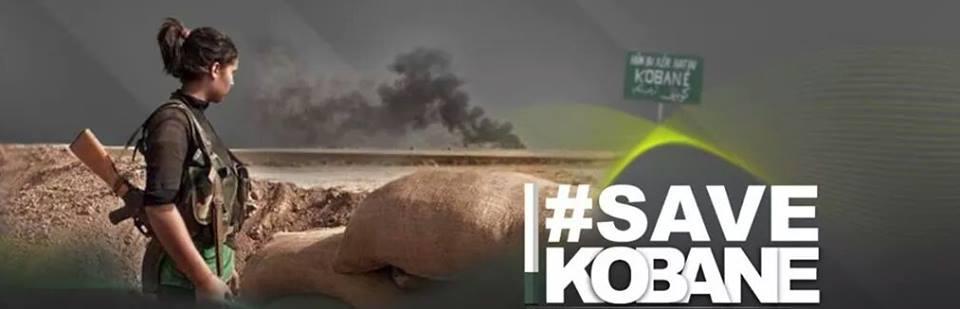 Ι.Δραγάτη : «Η ΚΑΡΔΙΑ ΤΗΣ ΑΝΘΡΩΠΟΤΗΤΑΣ ΧΤΥΠΑΕΙ ΣΗΜΕΡΑ ΣΤΟ ΚΟΜΠΑΝΙ» #SaveKobani