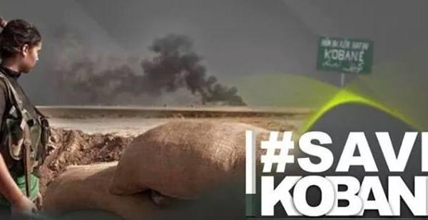 #SaveKobani