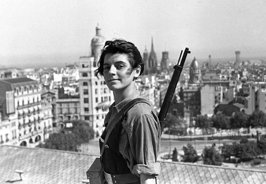Ισπανικός Εμφύλιος. Η μάχη της Μαδρίτης (1936)