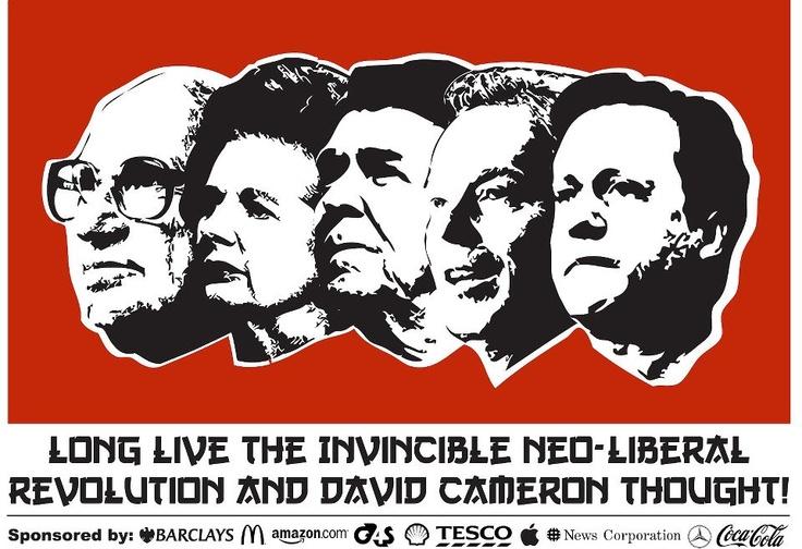 Η παγκόσμια 'αρχιτεκτονική' του νεοφιλελεύθερου καπιταλισμού και η χρηματιστική 'ιδεολογία'