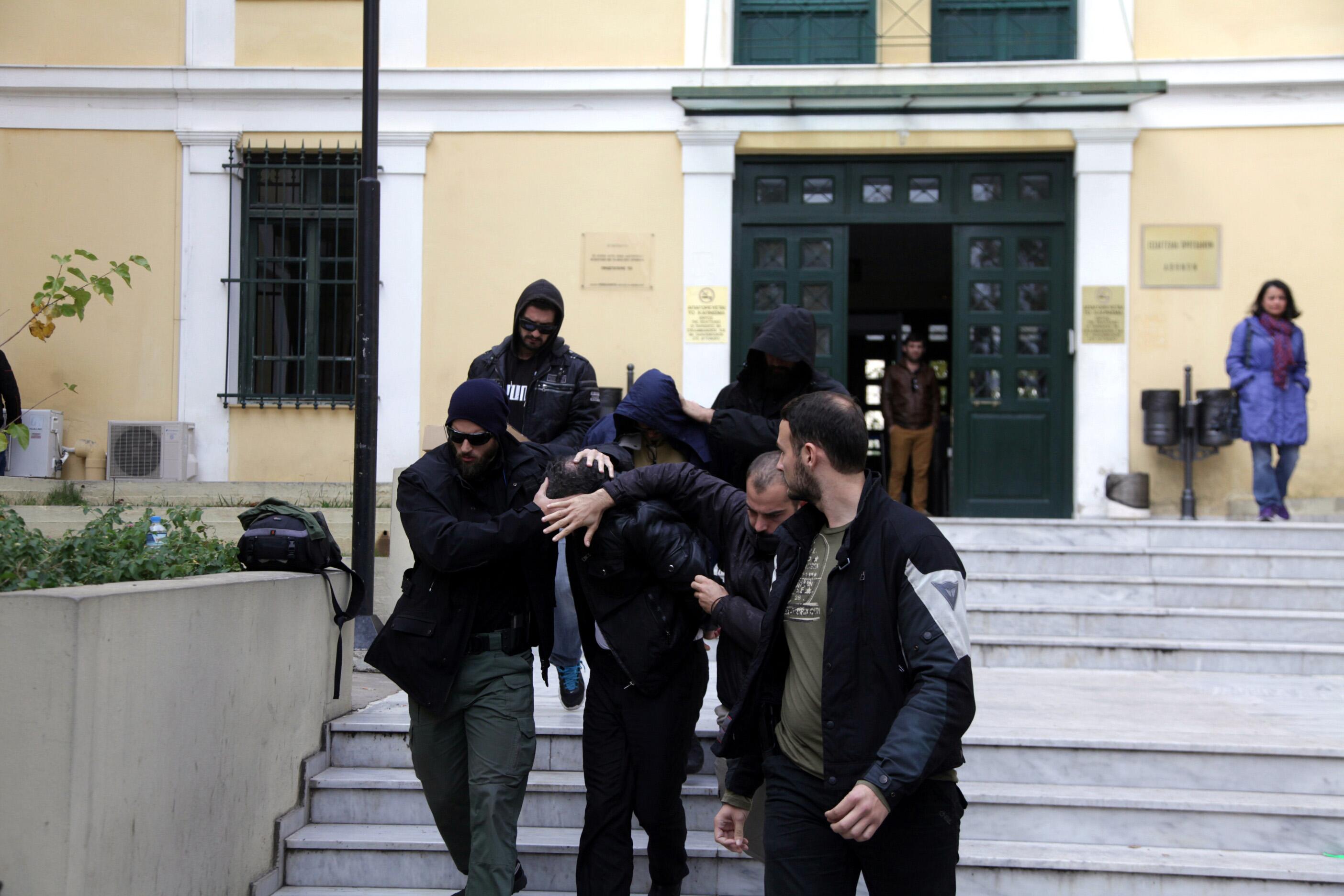 ereportaz : Τα ντοκουμέντα της απαγωγής (αποκλειστικές φωτο)