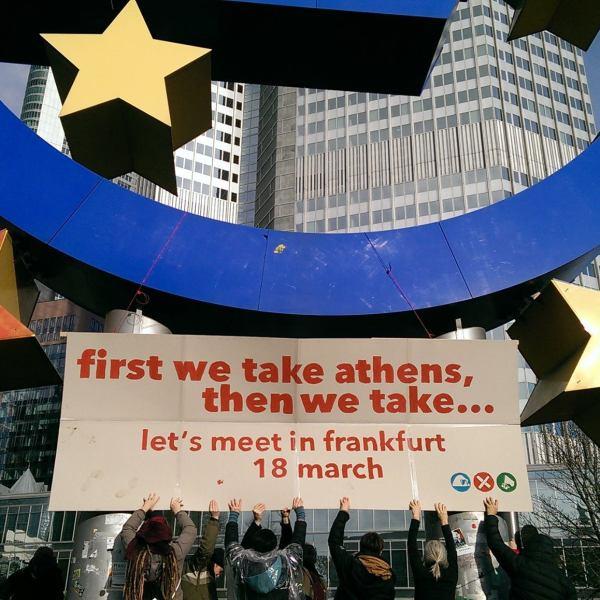 Το αναμενόμενο. Η ΕΚΤ σταματά να δέχεται Ελληνικά ομόλογα ως κολάτεραλ #grexit #ECB #Euro #EZB #Greece.