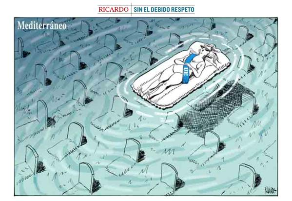 Spiegel: «Σκόπιμη δολοφονία προσφύγων και όχι δυστύχημα» #SOSeurope #Lampedusa