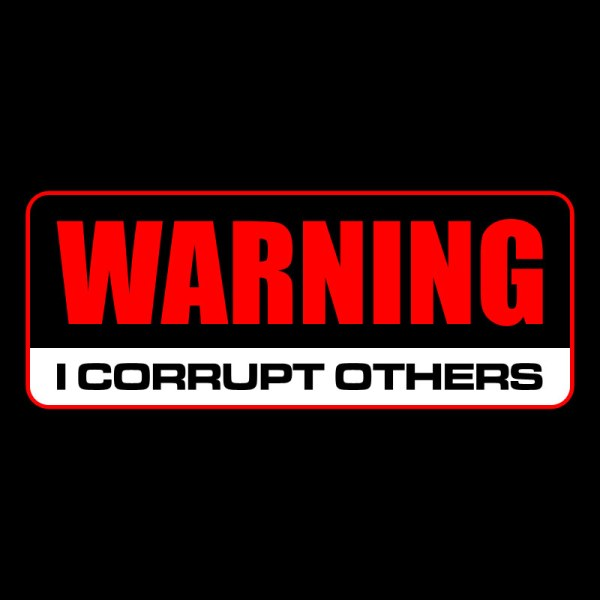 warning curruption ΔΙΑΠΛΟΚΗ ΔΙΑΦΘΟΡΑ