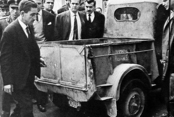 Οι δράστες της δολοφονίας Λαμπράκη θα είχαν φύγει ανενόχλητοι και ένα πέπλο σιωπής και αποπροσανατολισμού θα είχε σκεπάσει και αυτήν την ιστορία., εάν δεν υπήρχαν απρόβλετποι παράγοντες