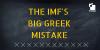 ΥΠΟΧΩΡΗΣΗ Σοιμπλε-Στόχος ο συμβιβασμός ΔΝΤ-Βερολίνου στην Ουάσιγκτον για την ελάφρυνση του χρέους(βίντεο)