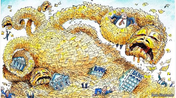ΕΙΚΟΝΑ-κεντρικές-τράπεζες-γραφειοκρατία