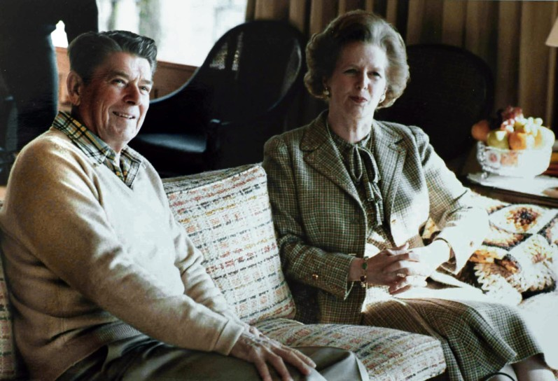 Thatcher-and-Reagon