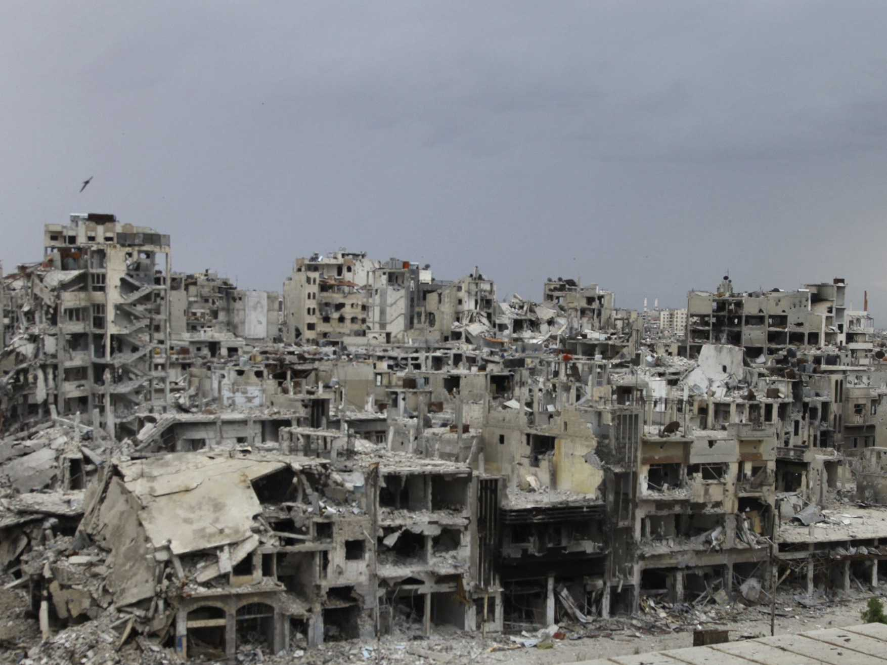 «Μα γιατί δεν μένουν στη Συρία και έρχονται εδώ;»