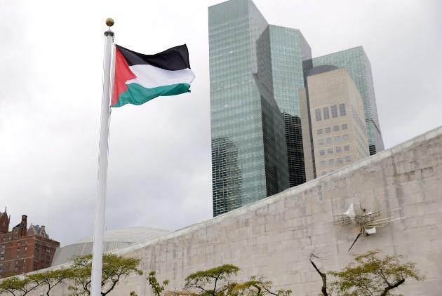 ΙΣΤΟΡΙΚΗ ΜΕΡΑ: Η σημαία της Παλαιστίνης κυματίζει στον ΟΗΕ  #PalestineFlag #PalestineException