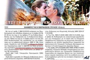 Οταν ο Σίμος διοριζε αξιοκρατικα την μνηστη του #rousfetia_syriza #syriza_rap2