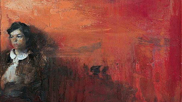 """Γιωργος Ρόρρης: """"πίνακας είναι αυτό που μπόρεσες να φτιάξεις από αυτό που μπόρεσες να δεις. Καμία σχέση δεν έχει με αυτό που είναι."""""""