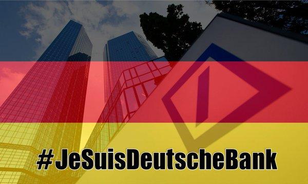 Zero Hedge: «Is #DeutscheBank The Next #Lehman?» @zerohedge #bankrun