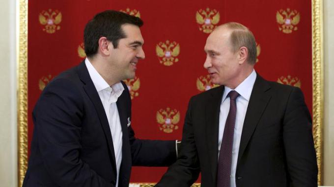Ετος ΕλληνοΡωσικής Φιλίας το 2016 σε ένα βίντεο