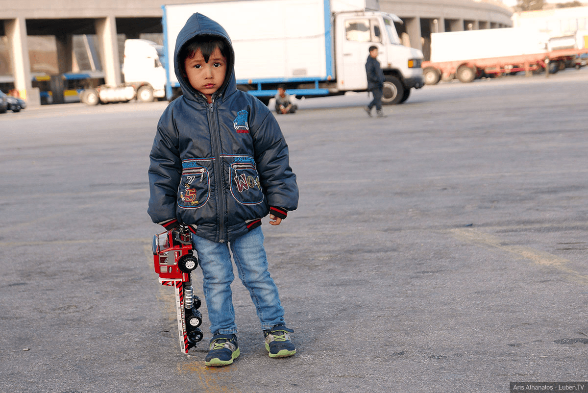 Διεθνής Αμνηστία @amnesty: Επικίνδυνο προηγούμενο η απόφαση του ΣτΕ για τους Σύρους πρόσφυγες