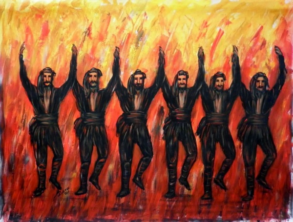 Πυρρίχιος Ο χορός των Θεών, ο χορός των μαχητών!