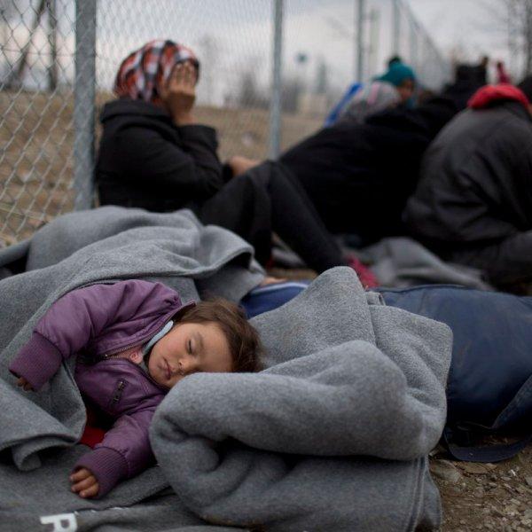 #griechenland #Flüchtlingskrise #refugees #SafePassage #StopWars