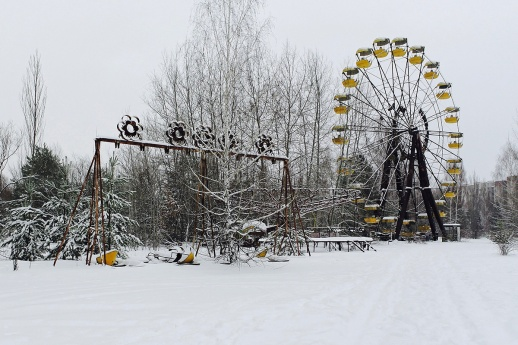 CHERNOBYL 30 YEARS ON (2)