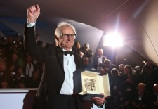 Ken Loach wins second Cannes Palme d'Or with welfare struggle film I, Daniel Blake