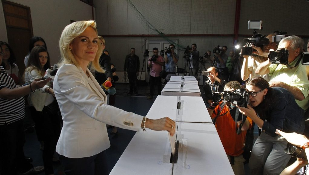 Local elections in Romania
