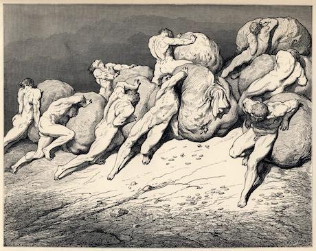 Gustave Doré. (On neoliberalism subjectivity)