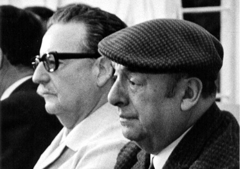 Publican libro con cartas inéditas sobre la amistad de Neruda y Allende