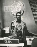Fidel Castro at UN