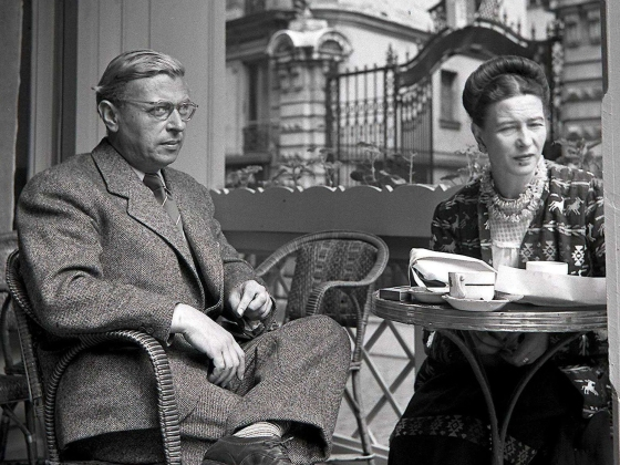 Author Sarah Bakewell on the lives and legacy of Jean-Paul Sartre and Simone de Beauvoir