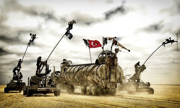 turkey dirty oil business with islamic state erdogan bilal tayyip isis isil russia 1
