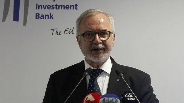 "Werner Hoyer ""Η Ελλάδα είναι πλέον δημοφιλής προορισμός για επενδύσεις"" (@EIB-Ευρωπαϊκή Τράπεζα Επενδύσεων)"