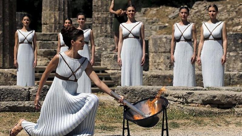 13 πράγματα που δεν γνωρίζετε για την Ολυμπιακή φλόγα