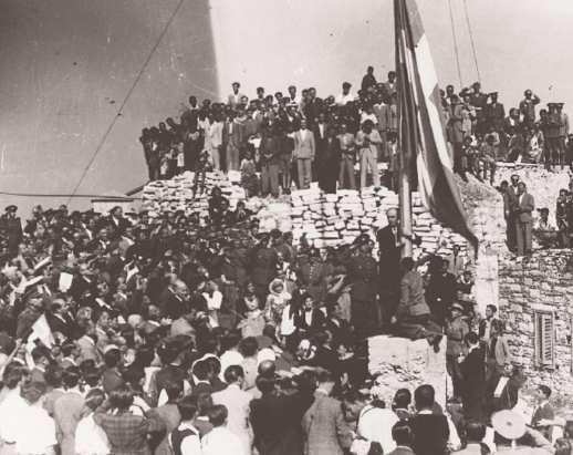 Σαν σήμερα 12 Οκτωβρίου 1944 απελευθερώθηκε η Αθήνα από τους Γερμανούς ΝΑΖΙ apeleftherosi_1944-11 (8)