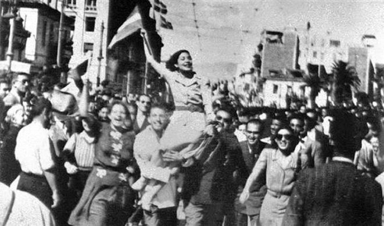 Σαν σήμερα 12 Οκτωβρίου 1944 απελευθερώθηκε η Αθήνα από τους Γερμανούς ΝΑΖΙ apeleftherosi_1944-11 (10)