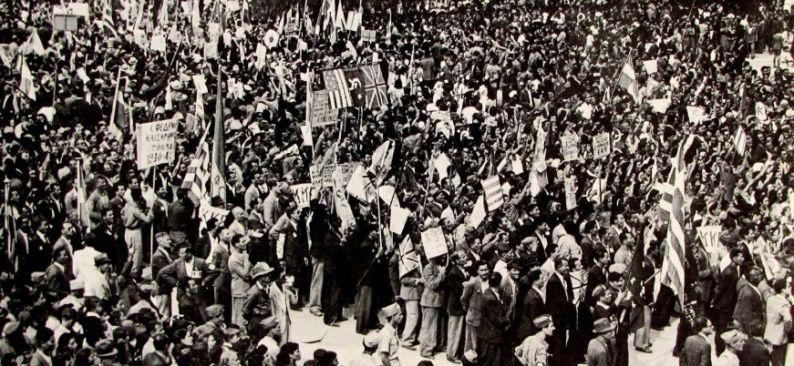 Σαν σήμερα 12 Οκτωβρίου 1944 απελευθερώθηκε η Αθήνα από τους Γερμανούς ΝΑΖΙ apeleftherosi_1944-11 (11)