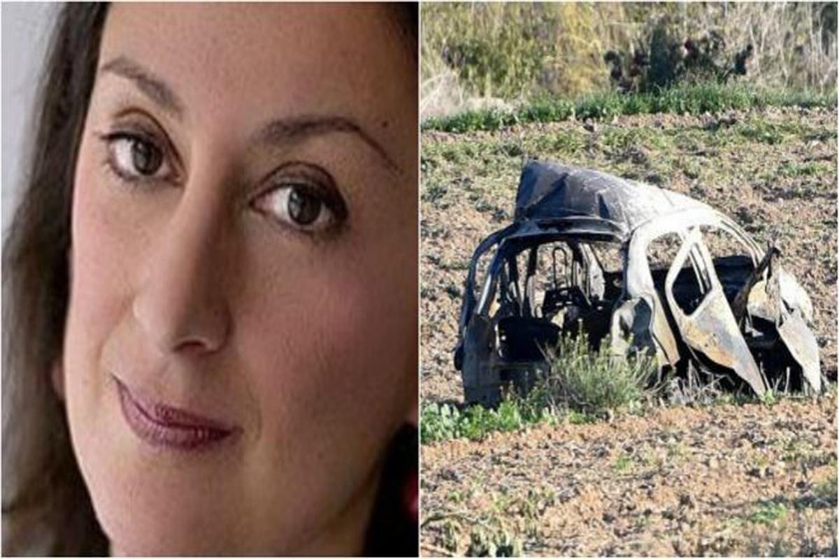 Μάρτυρας «κλειδί» στην υπόθεση δολοφονίας της Μαλτέζας blogger #DaphneCaruanaGalizia καταφεύγει στις Ελληνικές Αρχές φοβούμενη για τη ζωή της