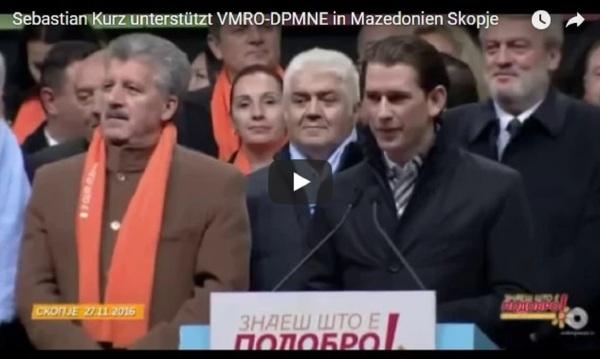 Όταν ο ανθέλληνας Κούρτς εμφανιζόταν ως κεντρικός ομιλητής σε προεκλογική συγκέντρωση του Γκρουέφσκι