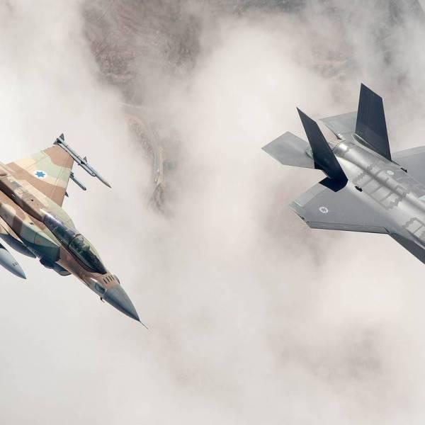 IDF_F-35 F-16 vs F-35 η αλήθεια-«Και γιατί δεν παίρνουμε F-35 μάστορα;»   ΠΤΗΣΗ