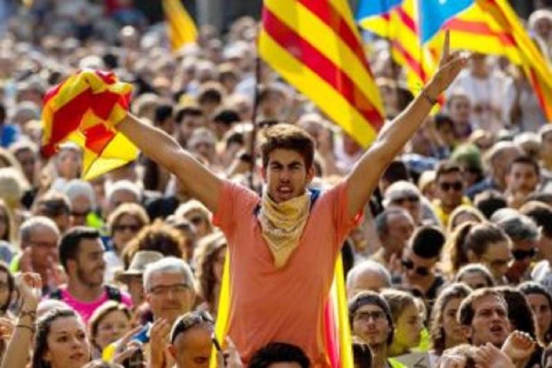 «Ημουν Καταλανή, Ισπανίδα και Ευρωπαία. Ο Μαριάνο Ραχόι τα άλλαξε όλα αυτά»