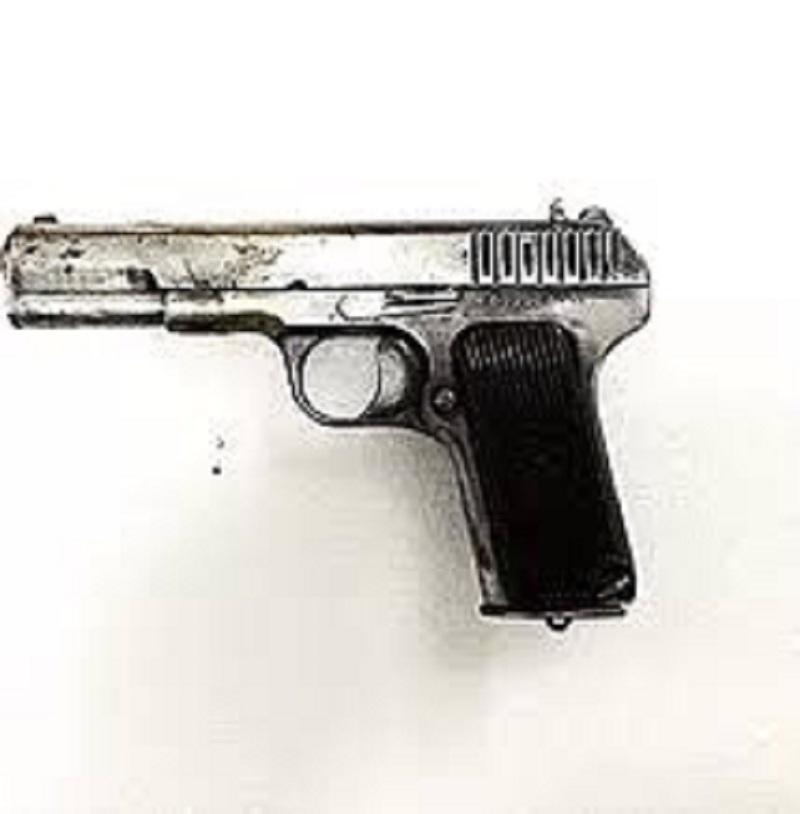 Tokarev 7,65 το όπλο στην δολοφονία του Μιχάλη Ζαφειρόπουλου